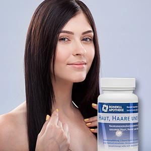 Neue Kraft für Haut, Haare und Nägel
